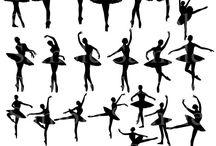 Baletti asentoja