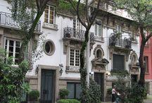 Casas en colonia roma Mexico city