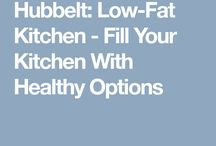 Healthy Options for your Kitchen