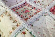 SEW Vintage / Quilts that have are vintage or have the look of vintage / by Unique Baby Quilt Boutique