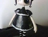 Dollz I would have in my collection / Weird toys n collector items / by Maribel Palma