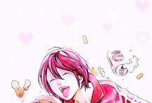 Noragami Pink
