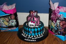 Monster High Party ideas / by Scarlett A. Rivera