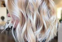 Frisyrer for medium/tynt hår