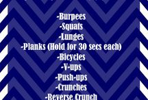 Total Body Workouts / by Karly Spear