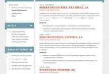 {Design} Resume & Portfolio