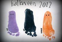 Halloween / by Michelle Castleberry Kunst