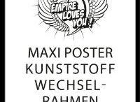 Rahmen / Wechselrahmen für Kunstdrucke, Bilder, Poster und vieles mehr!