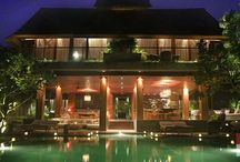 Red Door Villa / Isn't its beauty is hard to resist? Villa Red Door, Canggu, dear everyone. More info on this physically stunning villa, visit http://bit.ly/1wgxa0V