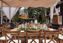 Bohemian wedding / A very bohemian but elegant wedding taking place near Chapala lake, in Hotel Quinta San Carlos.