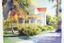 Painting resource- buildings