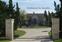 Residential fence company austin tx / We are the premier fence company in Austin, Tx. We carry a variety of fences from privacy to custom wood & from entry gates to automatic gate openers.