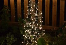 """Holiday Decorations / Get inspired to """"wow"""" your neighbors and friends this year with Christmas lights and outdoor holiday decorations for your yard."""