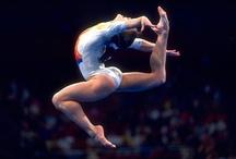 Gymnastics / by Stacia Seaman