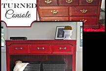 Furniture Redo / by Melissa Christine