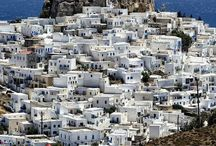 Greek islands i want to visit!