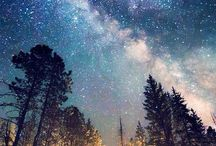 Under The Stars / Photos of the sky