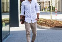 Classy men's wear
