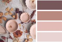 Palettes and samples