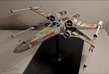 star wars modeling