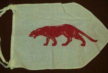 Őrsi zászló - patrol flag, banner, fanion