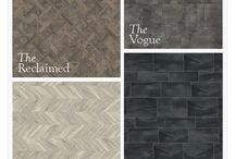 Perfect Combinations / Unique colour combinations are the tradmark of Designers' Choice, elevating the beauty of the premium Amtico Signature collection to create 100 beautiful flooring designs
