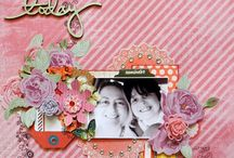 Scrap booking  / by Marcy Wilson-Eveland