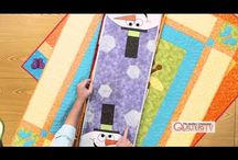 Quilting with Patrick Lose