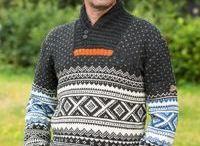 Inspiration - tricot norvégien
