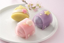Sweets, Desserts and Cute Breads