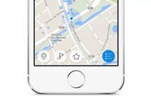 Map UI / by Paula Engelbrecht