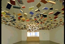 books instalations