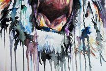 Art: Paintings & Drawings