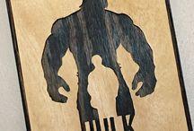Woodworking - scroll saw