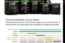 Herbalife 24 / Nutrición deportiva