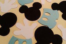 Baby Showers De Mickey