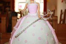 gateau princesses