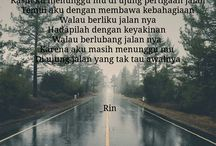 poetry rin kasih