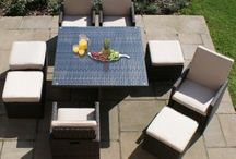 Outdoor Rattan Cube Sets / To browse more of our range of Outdoor Rattan Cube Sets, please visit http://www.supremerattanfurniture.co.uk/rattan-cube-sets