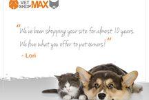 Vetshopmax Testimonials / by VetShopMax.Com