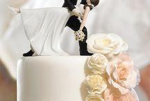 Las ideas más originales para muñecos de pastel para bodas.