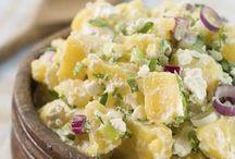 burgonya saláta