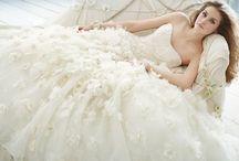 wedding dresses / beautiful dresses and inspirations