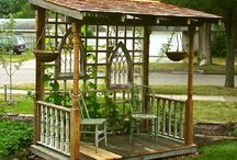 Garden Structures / by Doris Soper