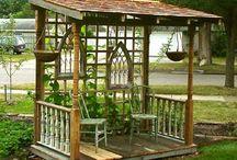 Garden Structures / by Doris Soper