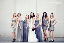 Wedding  Bridesmaid Fashion