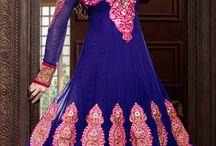 Esha Deol Bollywood Salwar Suits / Esha Deol Bollywood Anarkali Salwar Suit