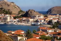 Limnos island Greece