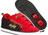 Heelys UK / Boys and Girls Heelys Roller Skate Shoes and Wheels We have a massive range of Heelys for Boys and Girls to choose from our online UK Skate Shop. We stock the best Heelys styles in all colours and all sizes.