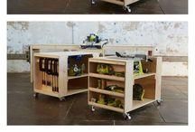 Work[bench|shop]